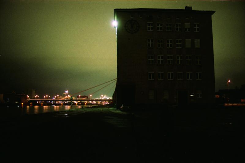 Mannheim, Hafen (analog)